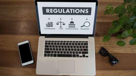 Computer with Regulations