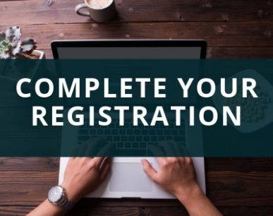 How to complete your 3CF registration